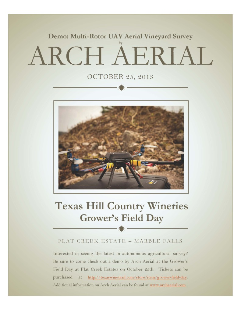 Grower's Field Day - Flat Creek Estates _ Arch Aerial LLC