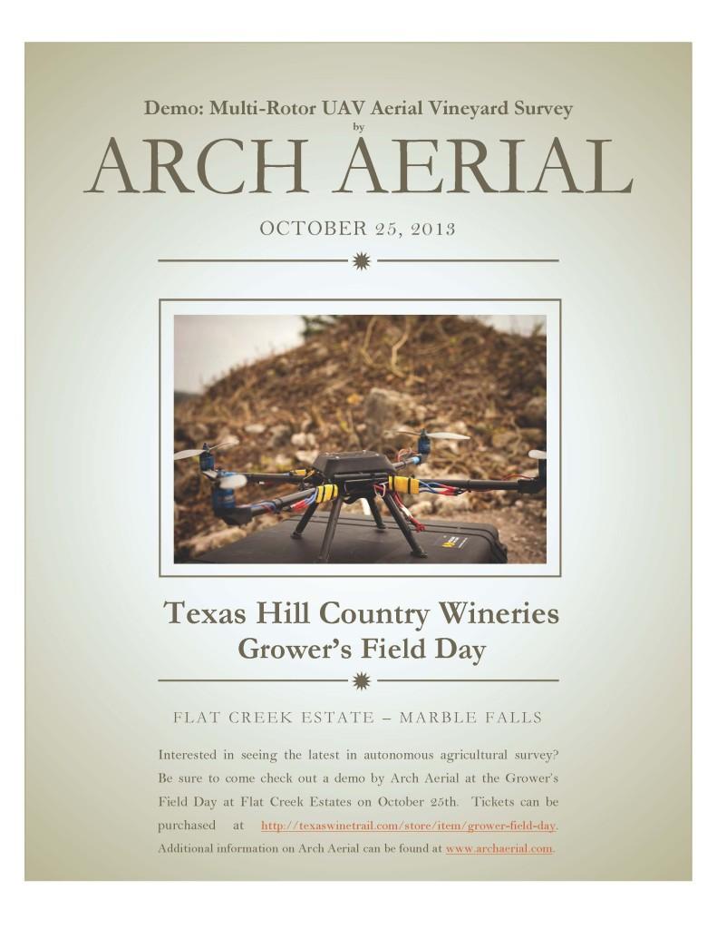 Grower's Field Day - Flat Creek Estates _ Arch Aerial LLC